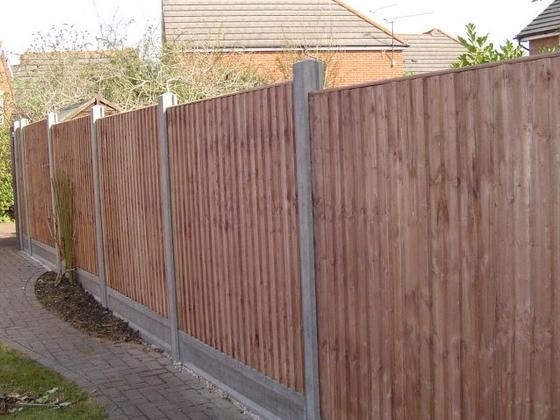 Fence Suppliers in Hampshire